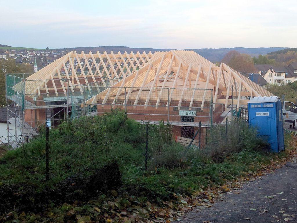 Zimmerei & Holzbau Klingenspohr Olpe - Carports, Vordächer ...